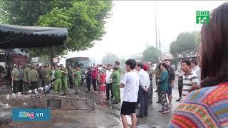 Cháy cửa hàng hoa tươi lúc rạng sáng, 2 người tử vong| VTC14