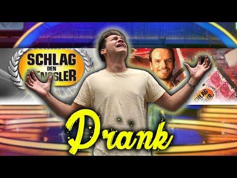 FAKE CASTING PRANK ! 😂🙈 (SCHLAG DEN HENSSLER) | Schinken Brothers