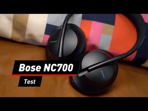 Bose NC700: Noise-Cancelling-Kopfhörer im Test