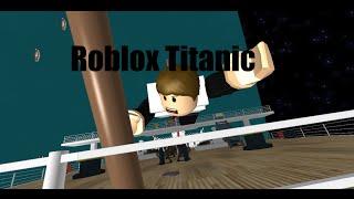 [Roblox] Titanic