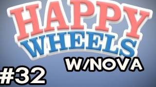 Happy Wheels w/Nova Ep.32 - Never Enter Gold World