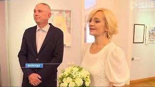 Вологжанка вновь надела своё свадебное платье, спустя 25 лет счастливого брака