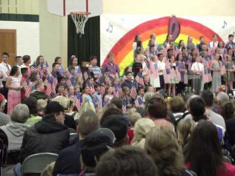 Wittenberg Elementary School Spring Concert 2015 K-5