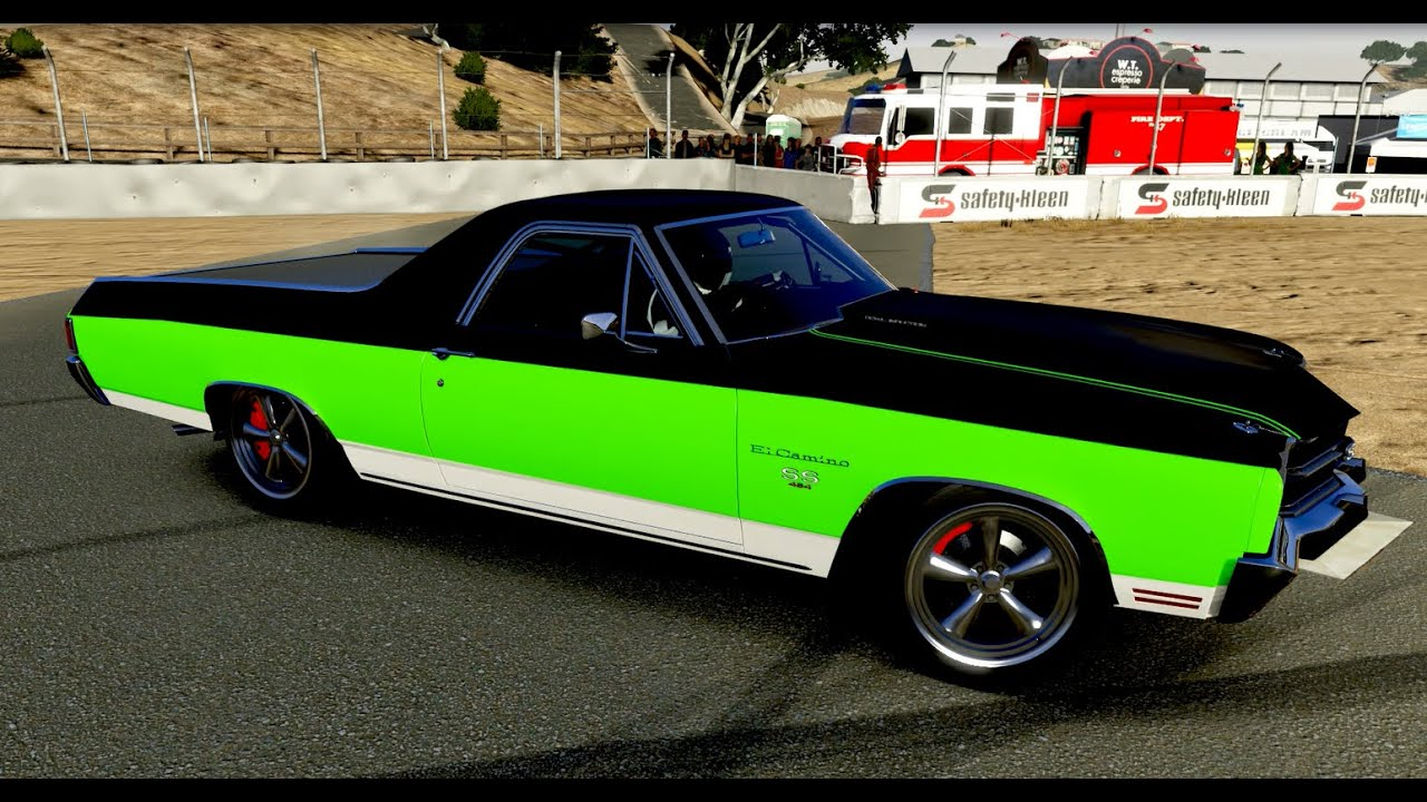 CHEVROLET EL CAMINO SS 454 1970 REPLAY FORZA MOTORSPORT 5  YouTube