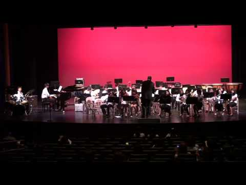 Bowditch Jazz Orchestra - Sanford and Son Theme - Spring Concert