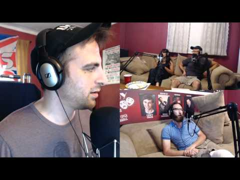 Comedy Bone Podcast Episode 004 - Ari Shaffir, Eric Schwartz and Danielle Stewart
