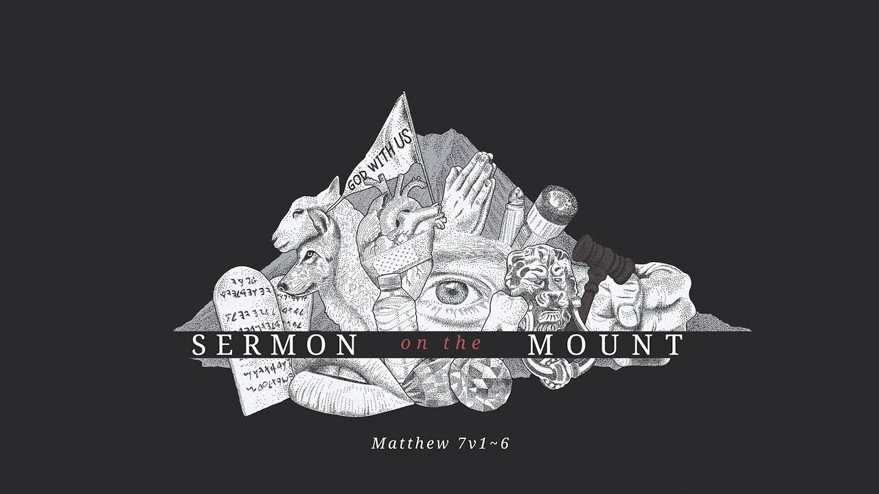 Sermon On The Mount Pt 11 | Judging Cover Image