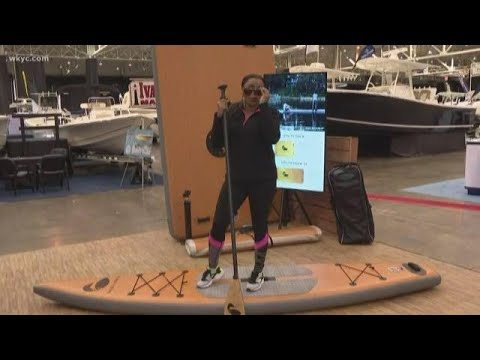 Paddle North highlighted at Cleveland Boat Show