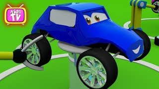 Learn colors with cars and other toys for children. Cartoon for Kids