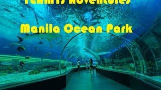 TEAMTJ Adventures: Manila Ocean Park & Yexel Toy Museum