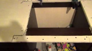 видео Кухонная столешница из плитки своими руками: как сделать