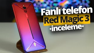 Nubia Red Magic 3 inceleme - Fanlı, 8K çekim yapabilen efsane (mi?)