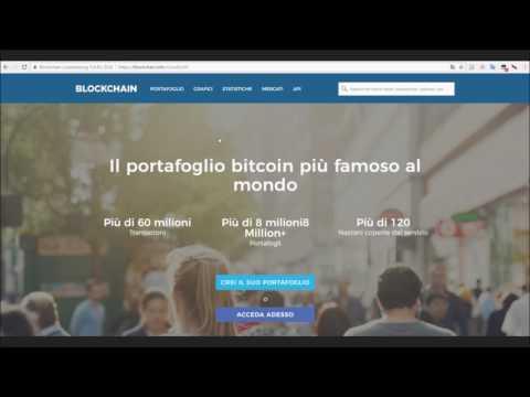 FirstCoin Italia - Step 2 Tutorial Iscrizione ed Acquisto Bitcoin con Blockchain