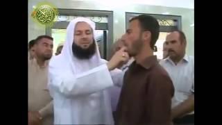 Немой человек начинает говорить с позволения Аллаха