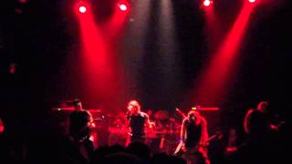 The Foreshadowing - Havoc [Live @ the Gramercy Theatre, NY - 02/23/2013]
