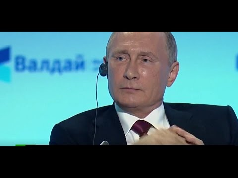 "Putin: ""George Bush was firstly the CIA""  (Q&A, 2001)"