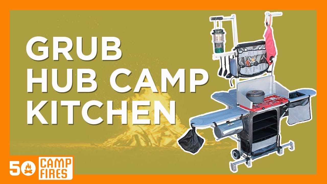 Captivating Camping Gear: Grub Hub Camp Kitchen