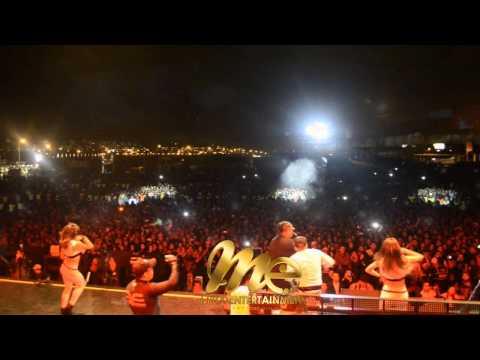 Star Squad opening concierto Daddy Yankee en Quito Ecuador