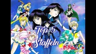 Meine Top 5 Staffeln von Sailor Moon