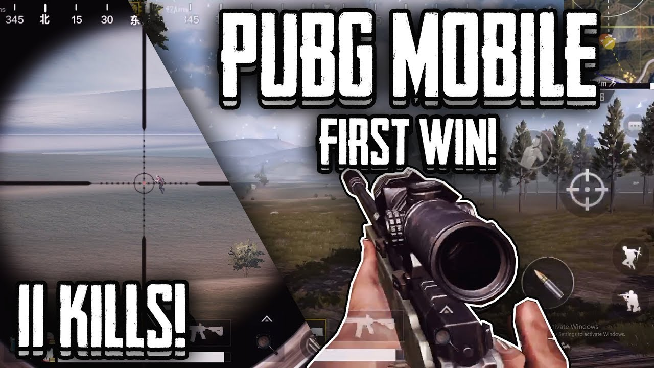 PUBG Mobile FUNNY MOMENTS EP.1