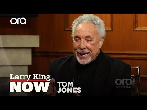 Tom Jones: I Haven't Taken Black Ancestry DNA Test | Larry King Now | Ora.TV