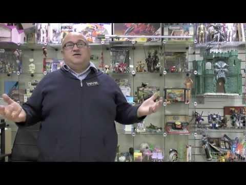 Shop Visit - Leicester Vintage and Old Toy Shop