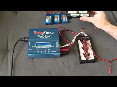 Charger iMax B6AC B6AC Lipo NiMH NiCd Parallel Charging Board in English