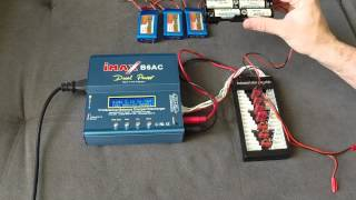 charger imax b6ac b6ac lipo nimh nicd parallel charging board in english