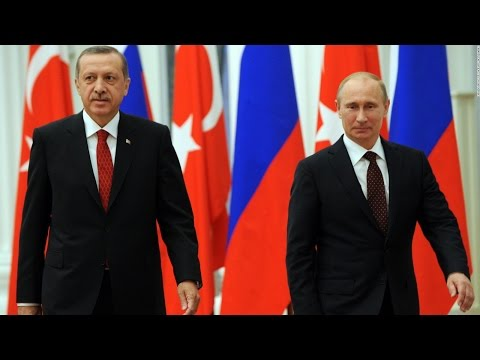 Russia Claims to Catch Oil Smugglers at Turkish Border, Turkey Denies ISIS Connection