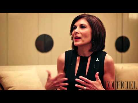 "L'Officiel Thailand - Interview ""Claudia Poccia - CEO of Laura Mercier"""