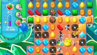 Candy Crush Soda Saga Level 995 - NO BOOSTERS