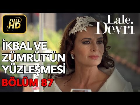 Lale Devri 87. Bölüm / Full HD (Tek Parça)