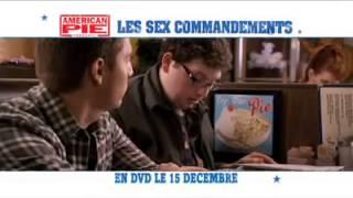 Bande annonce American Pie Les Sex Commandements