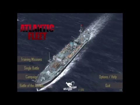 Atlantic Fleet Campaign Mission