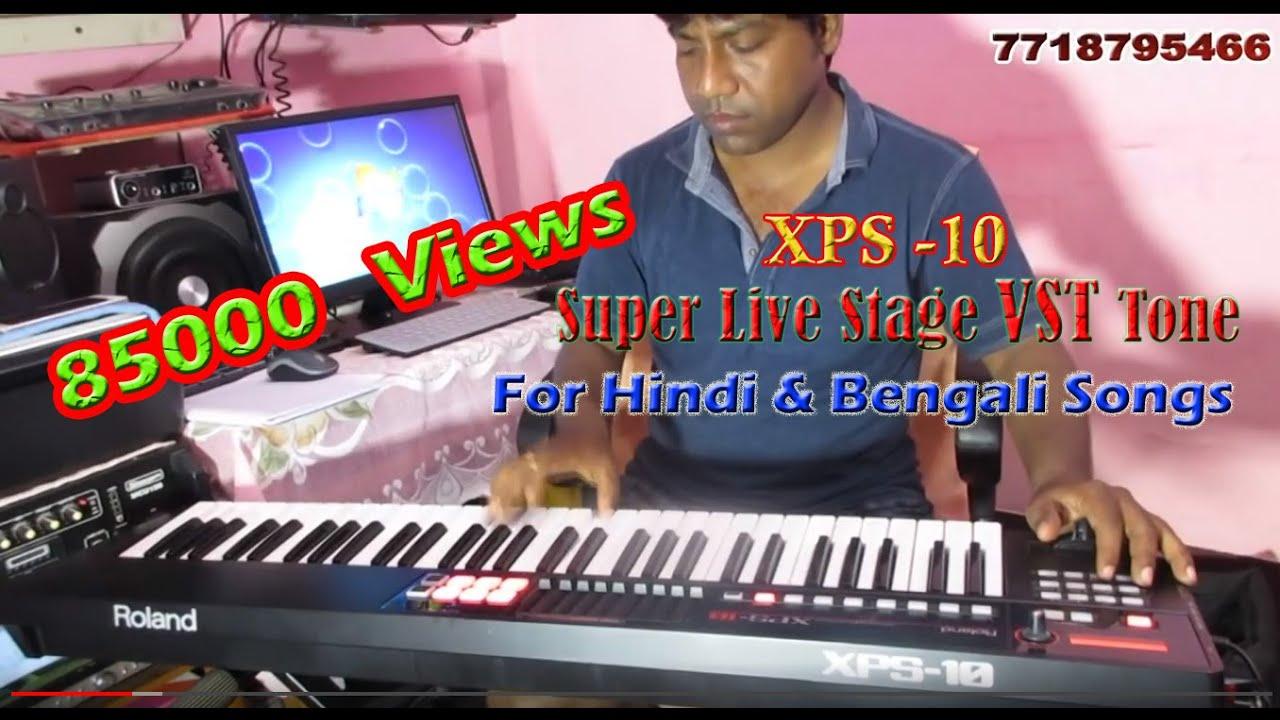 XPS 10- Some VST Sampling Wave Tone & Arpeggio       by Uttam Sarkar