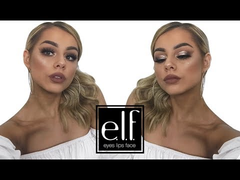 Baixar TESTING ELF MAKEUP | ONE BRAND TUTORIAL...HIT OR MISS?!