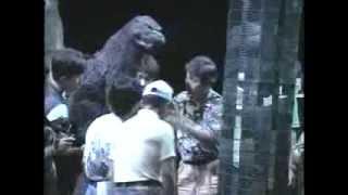 Behind the Scenes of Godzilla vs. SpaceGodzilla (1994) Part 2