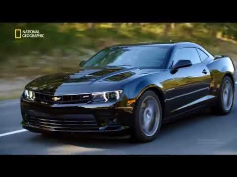 Supercar, Macchine da sogno: Chevrolet Camaro