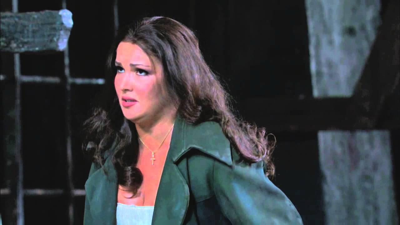 "Il Trovatore: ""Mira, di acerbe lagrime"" (Netrebko, Hvorostovsky)"