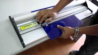 Trimalco Kronos scoring Acrylic 3mm