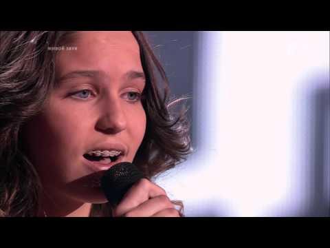 The Voice Kids RU 2015 Svetlana — «Нарисую тебе солнце» Blind Audition | Голос Дети 2. Света Бедюх