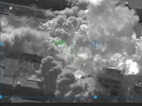 Raw: Turkey Airstrikes Hit IS Targets in Syria