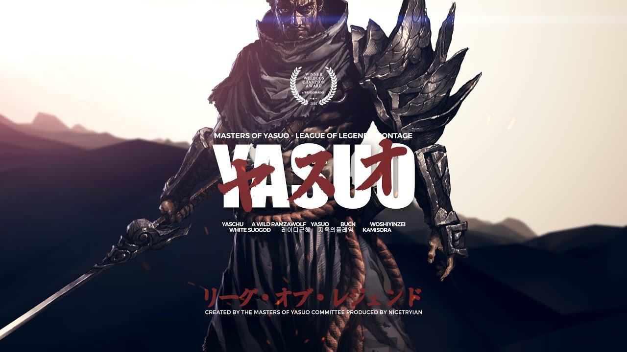 Masters Of Yasuo