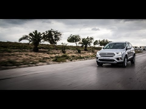 Essai Ford Kuga 1.5 Ecoboost à Tunis