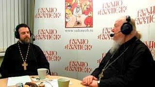 Радио «Радонеж». Протоиерей Димитрий Смирнов. Видеозапись прямого эфира от 2017.03.11