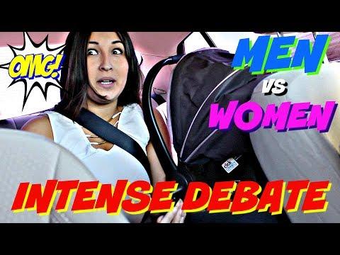HUSBAND VS WIFE (Multiple Partners Debate)