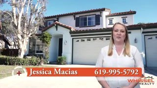 aerial home tour of 2195 corte mango carlsbad ca 92009