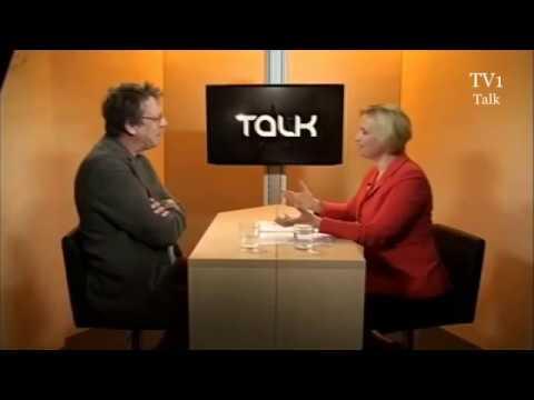 Georg Schramm __ Talk im  TV1 Liechtenstein