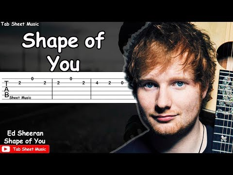 Ed Sheeran - Shape of You Guitar Tutorial