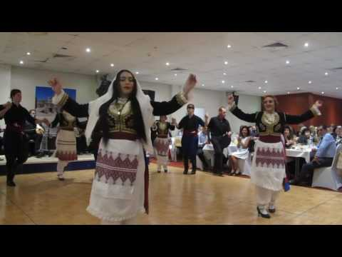 Cretan Association of Sydney & NSW senior dance group - Maleviziotis - 12/11/16 - Arkadi dance